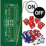 Brybelly Casino Style Craps Set
