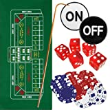 Brybelly Casino Style Craps Set