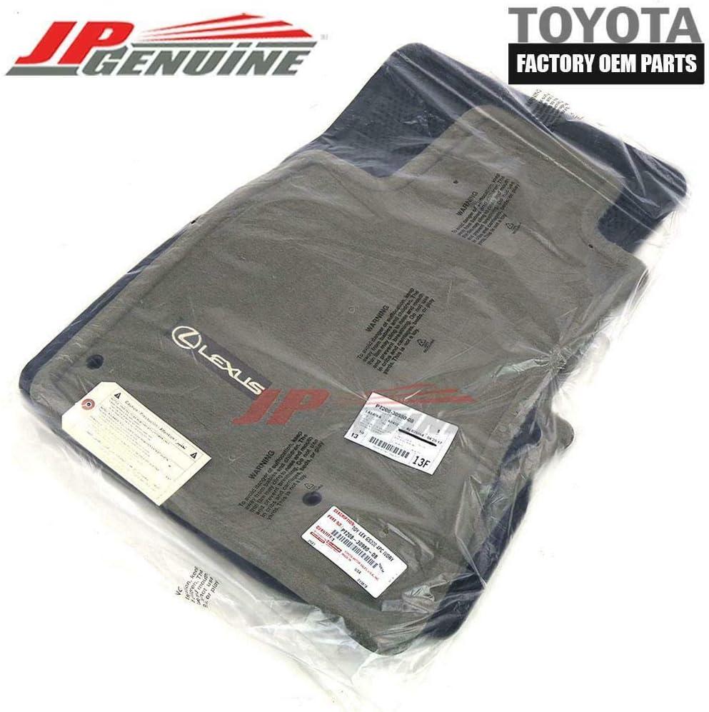 Amazon Com Toyota Genuine Parts Pt208 30980 08 Oem Lexus Gs Ivory Carpet Floor Mat Set Automotive