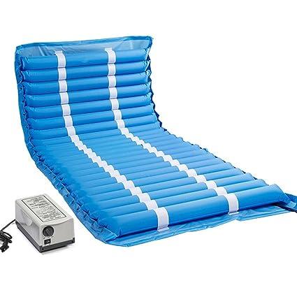 LYXPUZI Cojín de masaje shiatsu Colchón de aire para ...