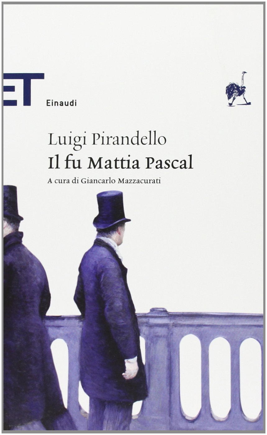 Image result for il fu mattia pascal