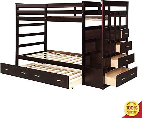 MOOSENG Bunk Beds For Kid