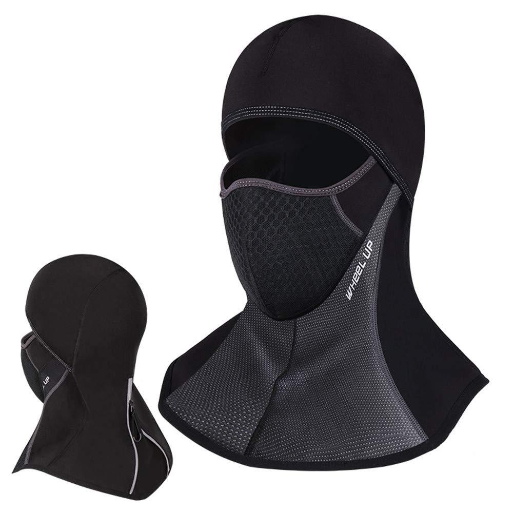 Symphony Balaclava Face Mask, Waterproof Windproof Motorcycle Balaclava For Ski Cycling Outdoor Sports