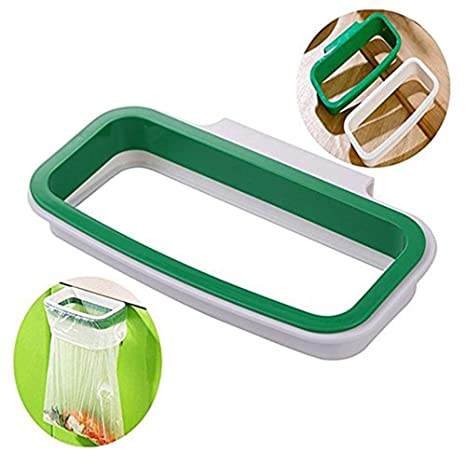 Namgiy - Soporte para bolsas de basura, de plástico, para ...