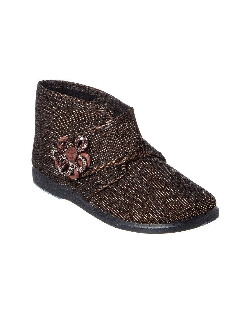 Cienta 97000 Girls Chukka Boots, Gold, 27 EU(9.5 M US Toddler)