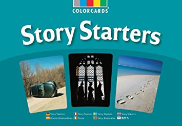amazon com colorcards story starters health personal care