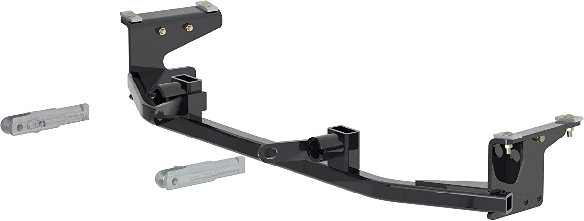 Select Jeep Wrangler JK CURT 70102 Custom Tow Bar Base Plate Brackets for Dinghy Towing