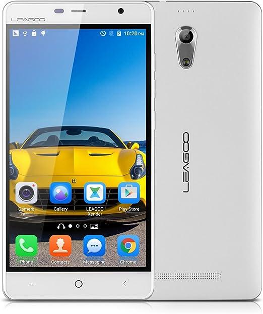 Leagoo Elite 4 - Smartphone libre 4G Lte (pantalla 5.0
