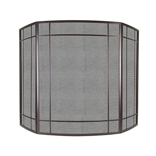 Pleasant Hearth Fa311s Asteria Fireplace Screen