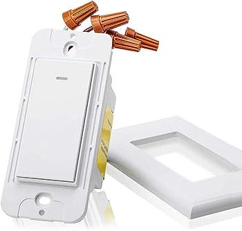 Meross Smart Wi-Fi 3-Way Light Switch