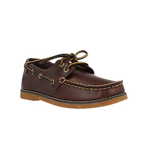 Timberland Seabury Classic 2Eye, Mocasines Unisex Niños: Amazon.es: Zapatos y complementos