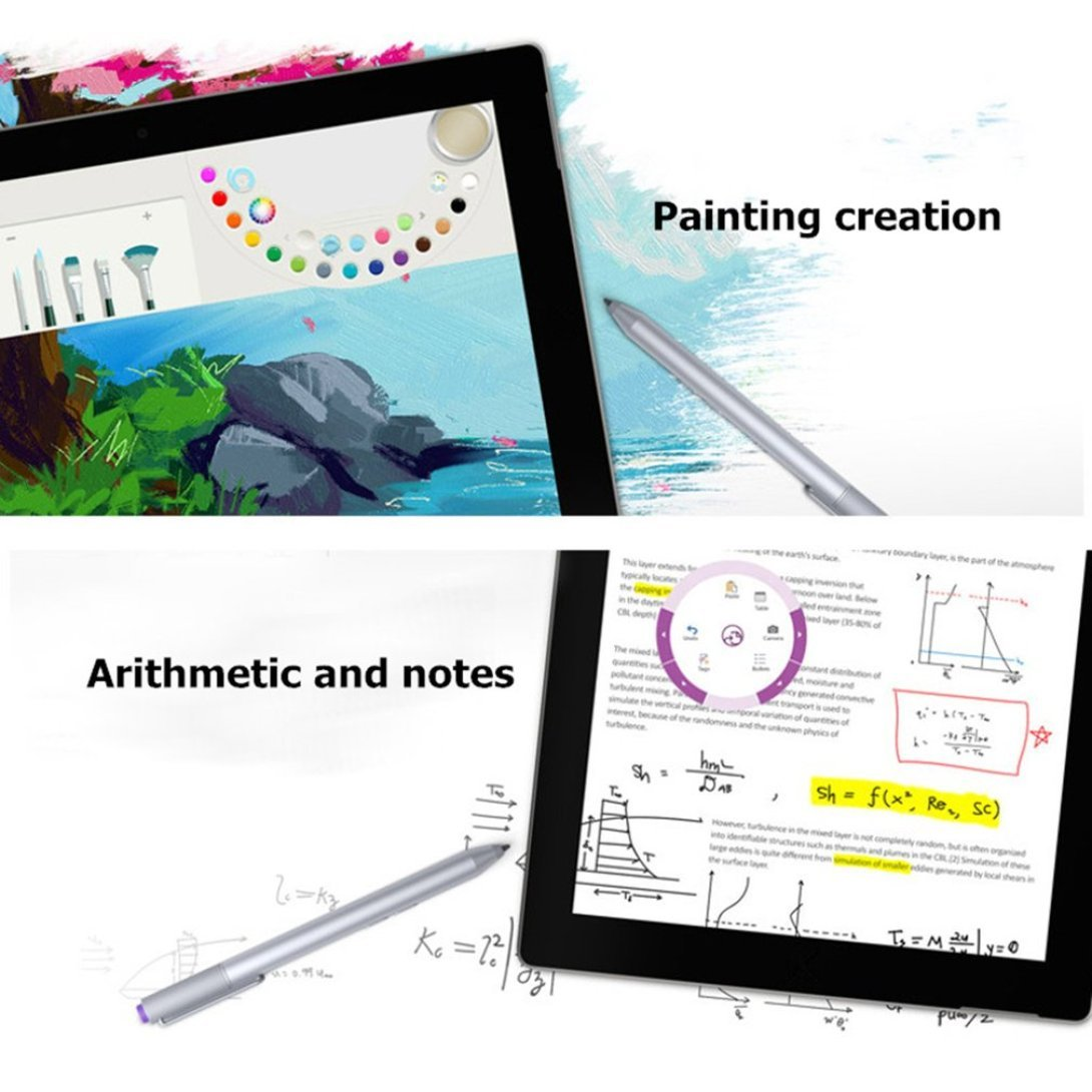 3 Book Swiftswan Touch Screen Pen,Pen Tip Kit Tool For Microsoft
