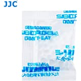 JJC SGD-50 50x 1 Gram Poisonless Silica Gel Pack Dehumidifier Desiccant Moisture Sorbent for Canon Sony DSLR GoPro Hero Olympus TG-5 Nikon AW130S Fujifilm XP80 Ricoh WG-4 Underwater Cameras