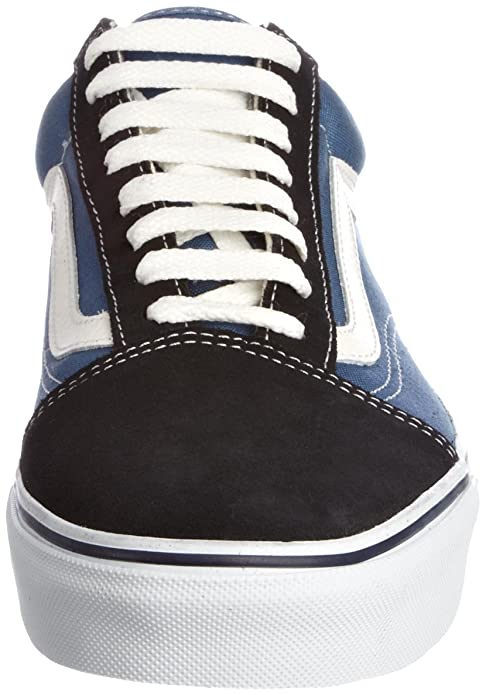Amazon.com | Vans Mens Old Skool(tm) Core Classics, Navy Blue Womens 12 | Skateboarding