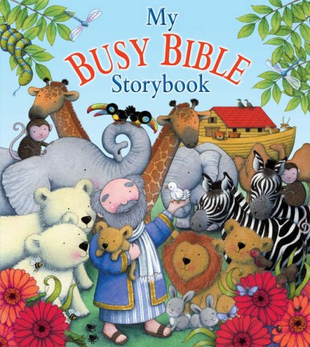 My Busy Bible Storybook