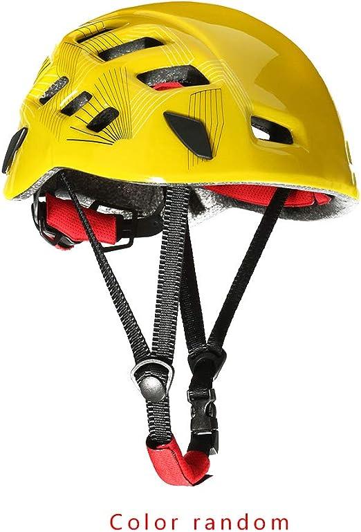 Lorsoul Protector de Ciclo al Aire Libre Casco Escalada ...