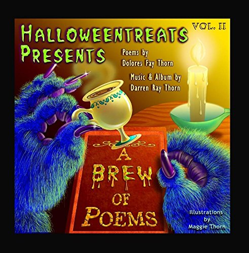 Halloween Treats a Brew of Poems, Vol .2 ()