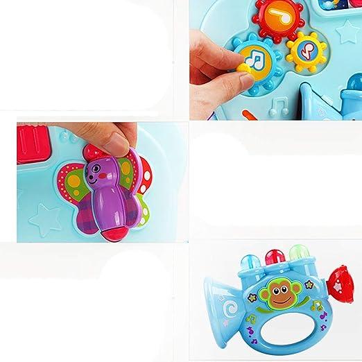 CX ECO Baby-Walker 2-en-1 y Juguetes para niños pequeños Stand and ...