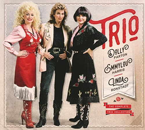 DOLLY PARTON - The Complete Trio Collection (Deluxe) (3cd) - Zortam Music