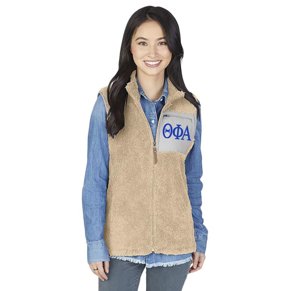 Theta Phi Alpha Newport Fleece Vest