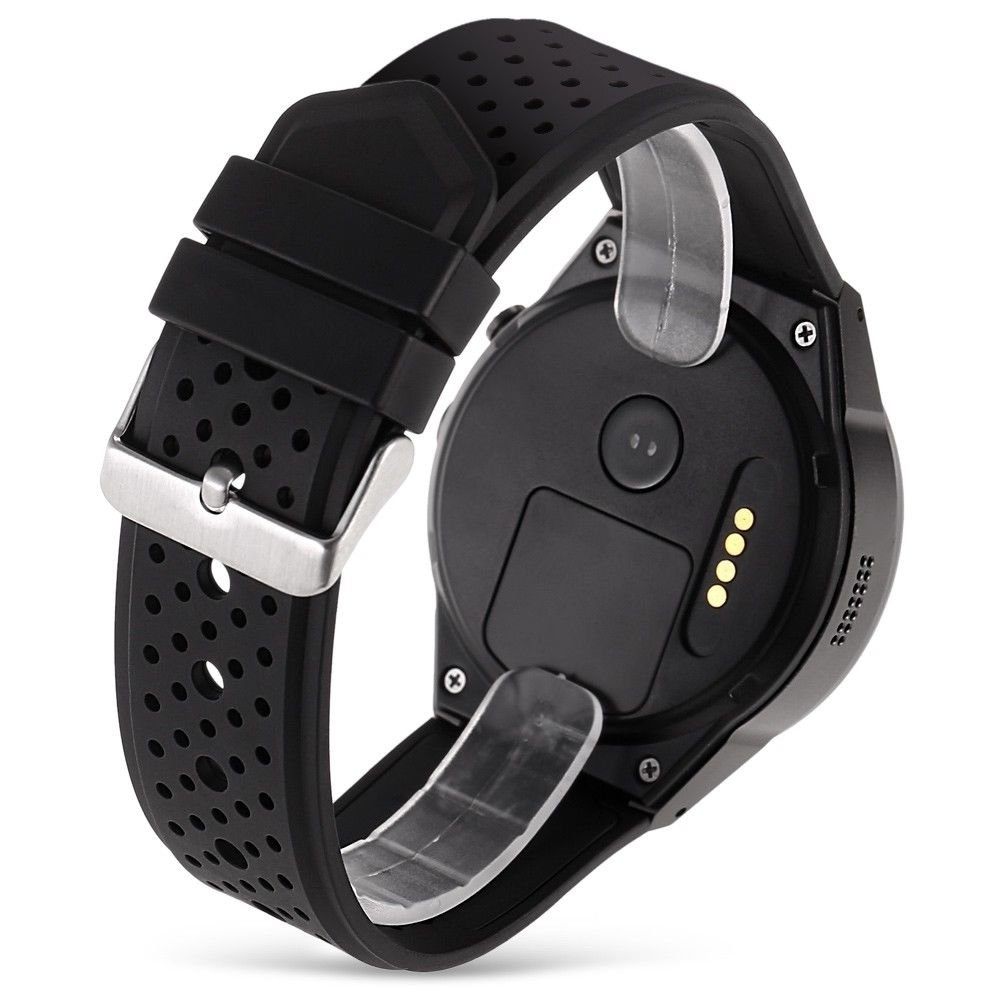 IDS Home Kingwear kw88 - Reloj Inteligente con función de Cuatro núcleos 3G, Bluetooth, Tarjeta SIM, WiFi, GPS, Monitor de frecuencia cardíaca para Android ...