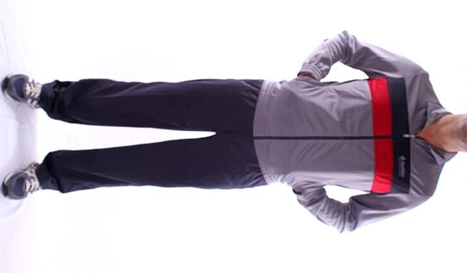 Lotto - Chándal de felpa con pantalón y chaqueta para hombre, 7 ...