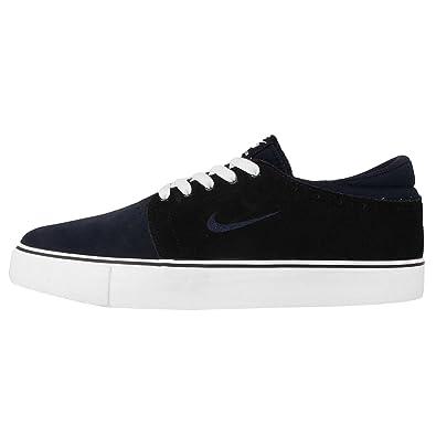 a45f98b3978b Nike Zoom Team Edition SB Obsidian Black Ivory Obsidian Skate Shoes - 9