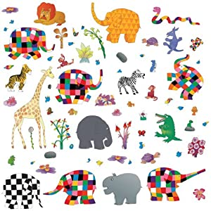 jomoval plage elmer wall stickers kitchen