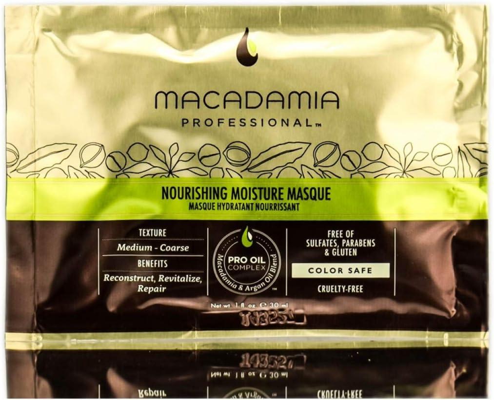 Macadamia Nourishing Moisture Mask Foil Pack - 30 ml