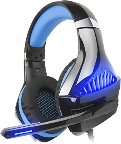 iKiKin Beexcellent GM-5 Stereo Gaming Auriculares con micrófono ...