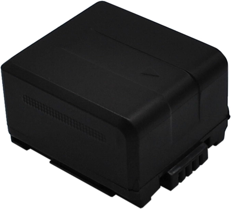 Battery for Panasonic SDR-H40 750mAh Li-ion 7.4V