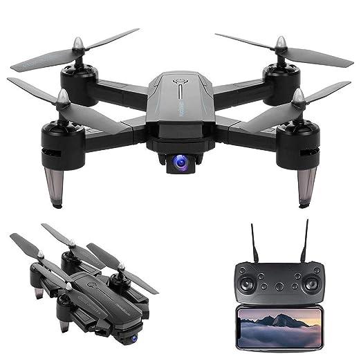 JohnnyLuLu FPV RC Drone con cámara HD de 1080P, GPS WiFi en Tiempo ...