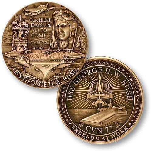 USS George H.W. Bush ()