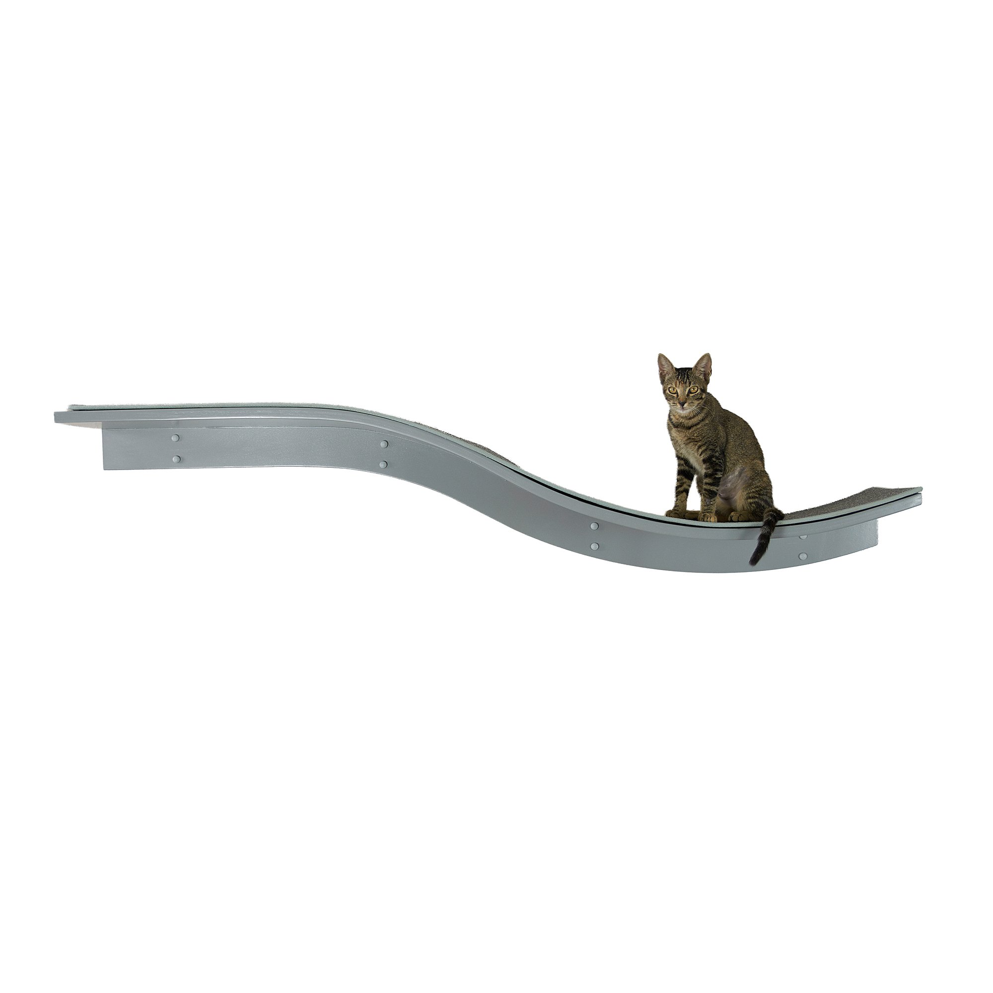 Lotus Branch Cat Shelf