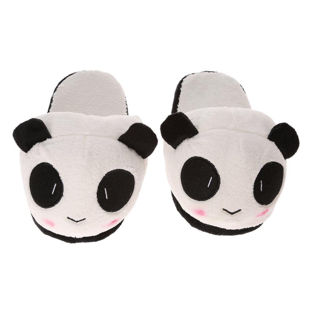 Anself B075F7RRWB Chaussons Cotons en Panda en Peluche 17452 Mignon Doux Type2 6a4cd94 - shopssong.space