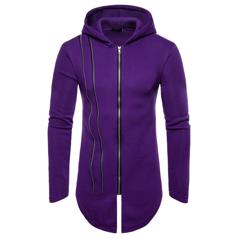 Sonjer Male Sweatshirts Men Autumn Winter Long Sleeve Zipper Splicing Sweatshirt Hoodies Male Sweatshirt Tracksuits