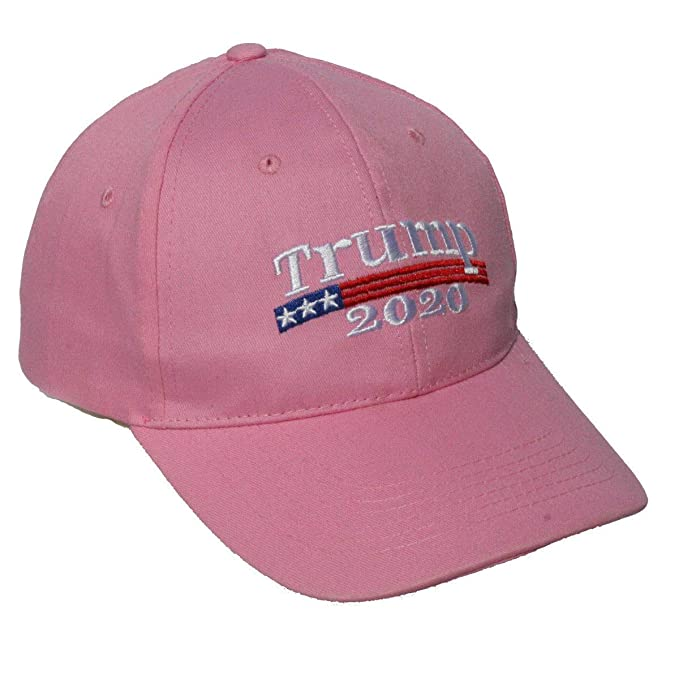 68012e626ee Amazon.com  Make America Great Again Hat  Pink