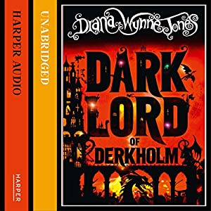 The Dark Lord of Derkholm Audiobook