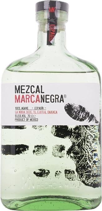 Marca Negra Mezcal 100% Agave Tequila - 700 ml: Amazon.es: Alimentación y bebidas