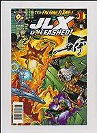 JLX Unleashed #1 (Amalgam) by Oscar Jiminez