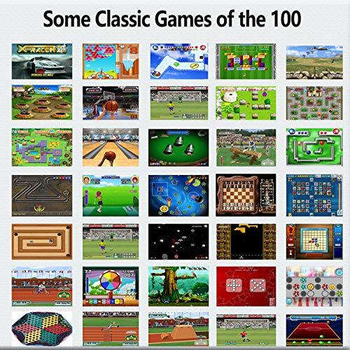Beijue 16 Bit Handheld Games for Kids Adults 3 0'' Large Screen