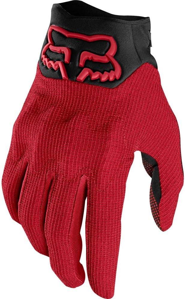 Fox Racing Defend Kevlar D3O Glove Mens Cardinal S