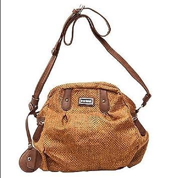 7cfcb017d672a bruno banani Ladybag braun Handtasche Damentasche Tasche Umhängetasche NEU