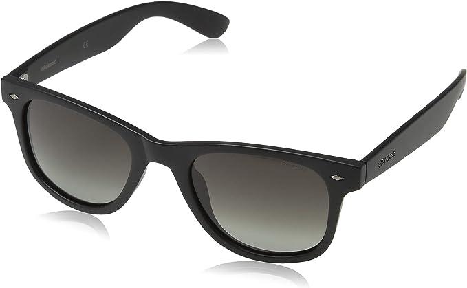 Occhiali da Sole Polaroid Polarizzati Occhiali Da Sole Matte Black Avana//Grigio Polarizzato PLD1016 LL1
