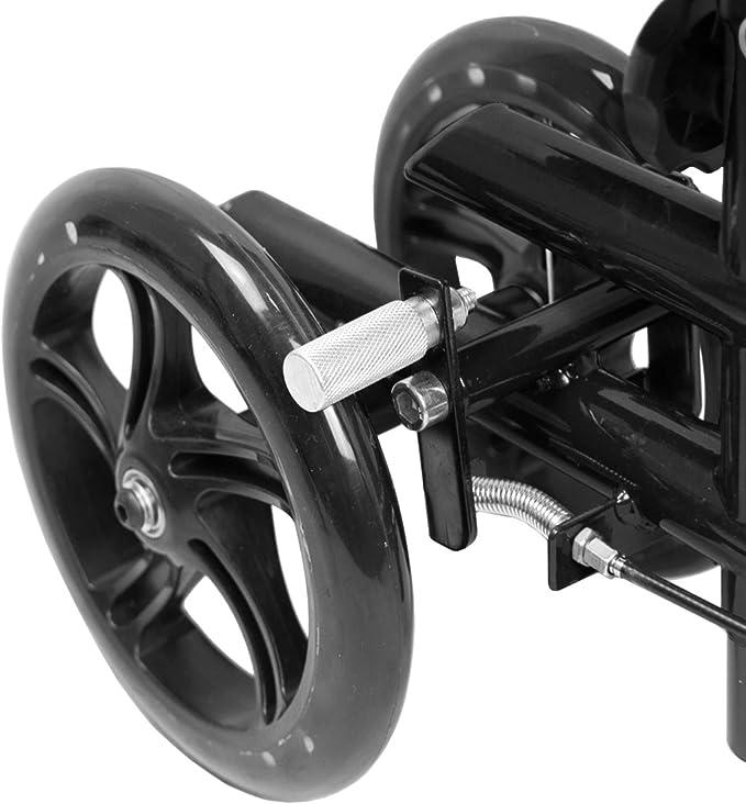 Amazon.com: Certificado FDA orientable Rolling – Andador de ...