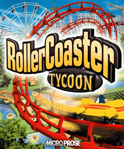 (Roller Coaster Tycoon - PC)