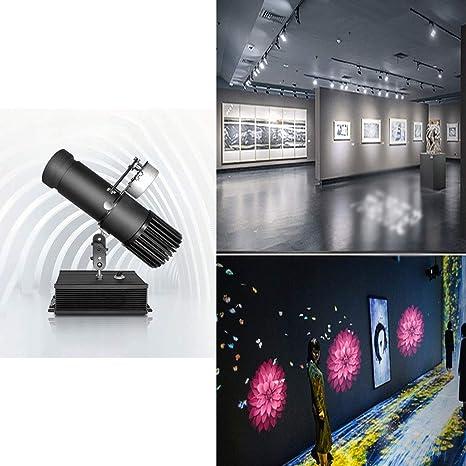 ARQG Proyector LED rojo de 25 vatios, luz de discoteca LED, luz de ...