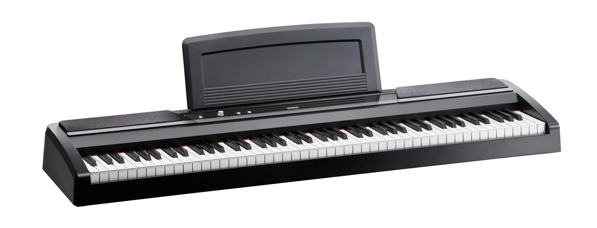 Korg 88-Key Digital Pianos - Home SP170SBK2 by Korg
