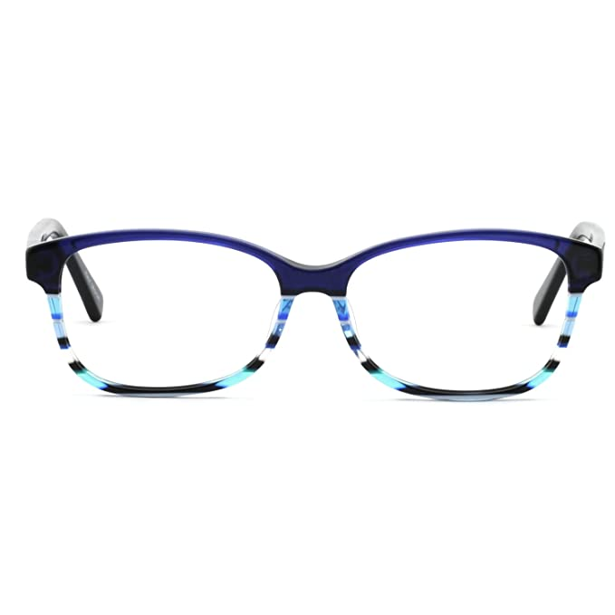 6cbc62d1e2 OCCI CHIARI Gafas marco para mujer Gafas sin receta ópticas Montura de gafas  marco de Gafas se ajusta a la mayoría de la multitud: Amazon.es: Ropa y ...
