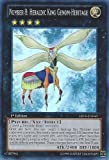 yugioh number 1 - Yu-Gi-Oh! - Number 8: Heraldic King Genom-Heritage (ABYR-EN045) - Abyss Rising - 1st Edition - Super Rare